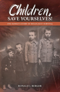 """Children, Save Yourselves"" by Ron Berger"