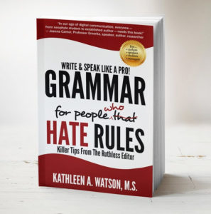 Grammar For People Who Hate Rules